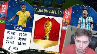 FUT DRAFT DA COPA DO MUNDO 2018!!! - FIFA 18 | LucasdsCordeiro