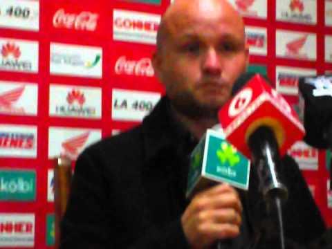 Randall Chacón del Puntarenas FC