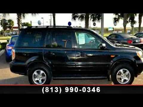 2006 Honda Pilot - Credit Union Dealer - Brandon Honda - Br