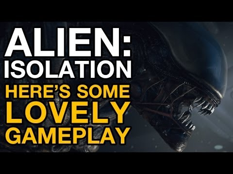 Alien: Isolation - Here s some lovely gameplay