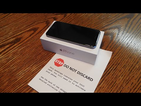 iPHONE 6 (VIRGIN MOBILE USA) UNBOXING [FULL HD]