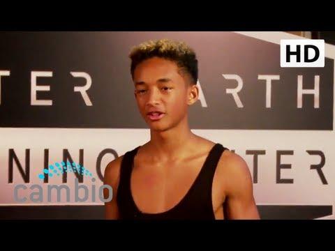 Jaden Smith's After Earth' Training Regimen | Cambio Interview