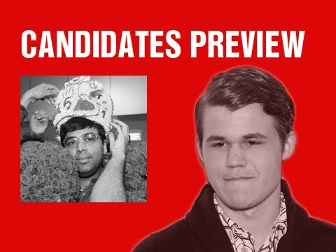 Candidates 2013 - a Power Play preview featuring Carlsen's endgames