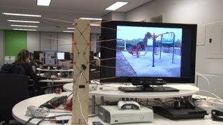 Como construir a sua própria antena de TV digital [Área 42] - Tecmundo