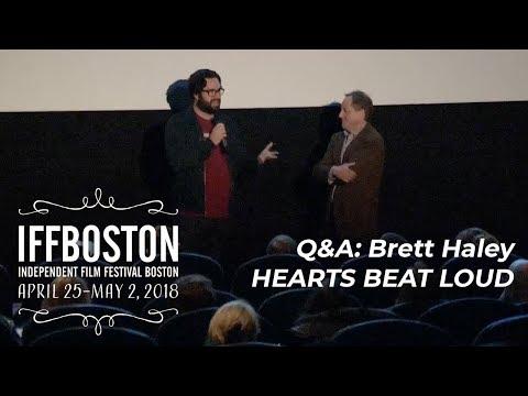 Q&A: Brett Haley On HEARTS BEAT LOUD (IFFBoston 2018)