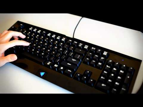 [Review] Razer Blackwidow Mechanical Gaming Keyboard