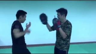 斯拉夫拳術示範Slavic boxing training demonstration