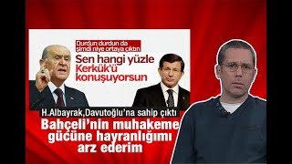 Hakan Albayrak    Şimdi Kerkük'ün Türklüğü ihya mı oldu