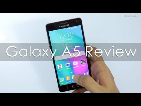 Samsung Galaxy A5 Android Phone Full Review