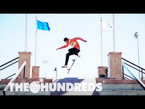 Santa Clarita :: The Hundreds Skate Team