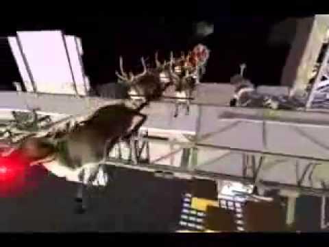 NORAD Tracks Santa 2007: International Space Station