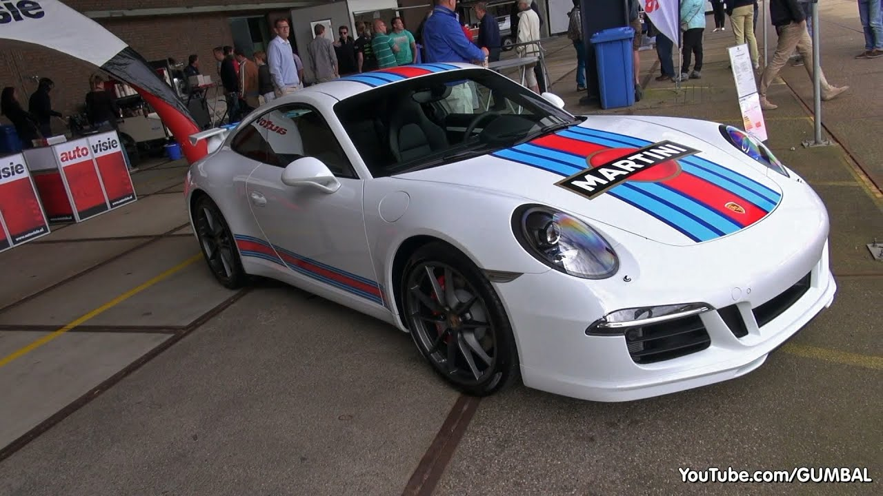 Martini Race Car For Sale
