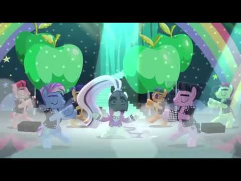 Misc Cartoons - My Little Pony Friendship Is Magic - The Spectacle