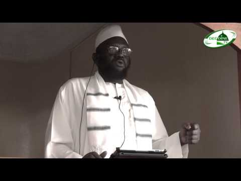"Khoutbah 28/11/2014: ""Mise en garde contre l'injustice"" Dr Mouhammad Ahmad LO - التحذير من الظلم"
