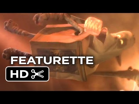 The Boxtrolls Featurette - Meet the Characters (2014) - Ben Kingsley Stop-Motion Animated Movie HD