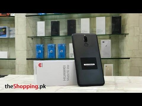 Huawei Mate 10 Lite Camera Features | Portrait Mode | Bokeh Effect