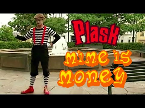 MIME IS MONEY Old School Street Mime