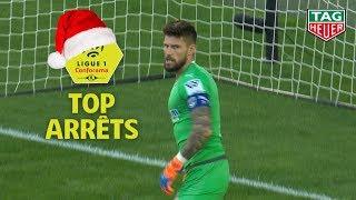 Top 10 arrêts   mi-saison 2018-19   Ligue 1 Conforama