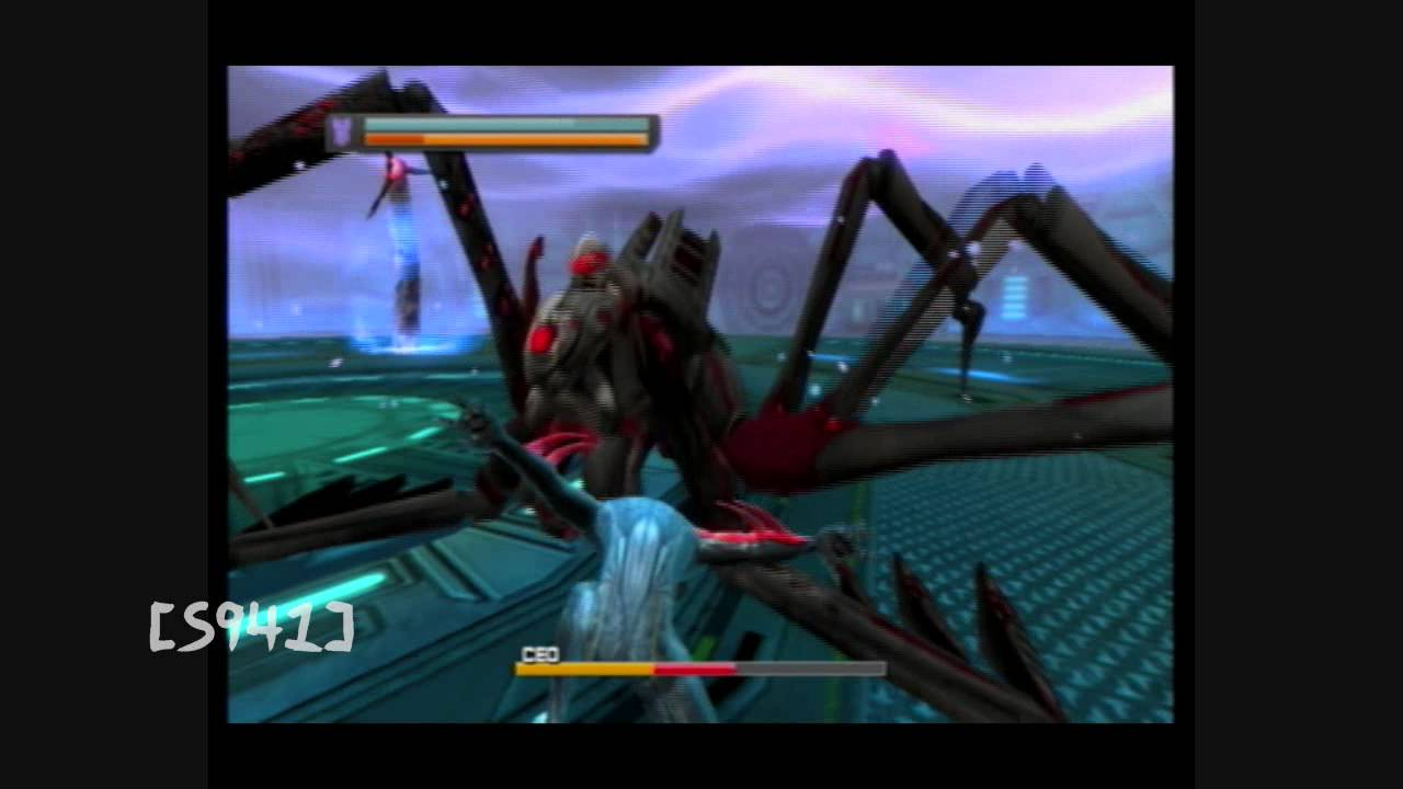 Spider-Man: Edge of Time [Wii] [Final Boss: Atrocity & CEO ...