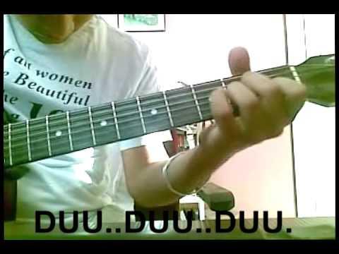learn GULABI AANKHEIN (ATIF ASLAM) on guitar