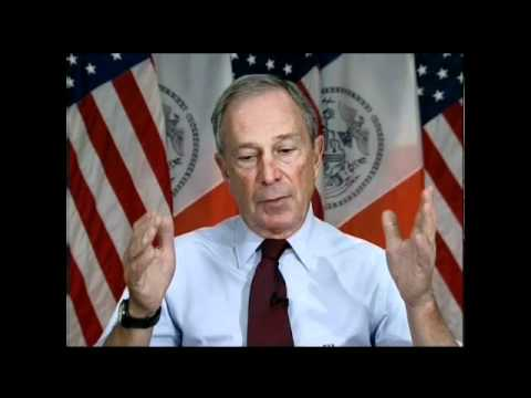 Mayor Mike Bloomberg Talks Presidential Run, Tech in the Classroom and More - D10 Conference