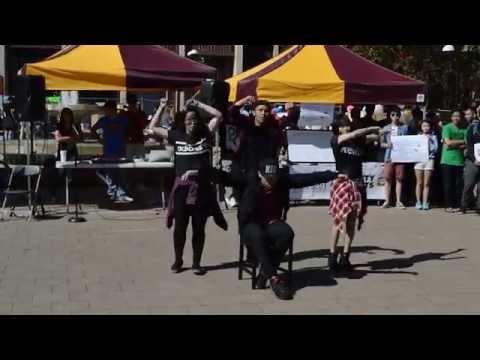 ELITE Club Performance -- De Anza College Club Day Fall 2014