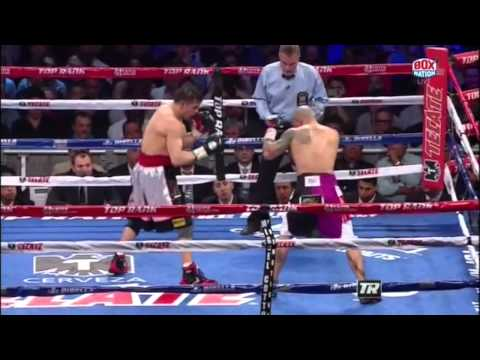 Miguel Cotto vs Sergio Martinez Highlights