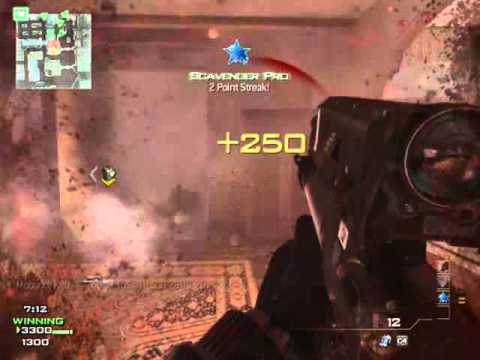 Mob Xxx Killer - Mw3 Game Clip video
