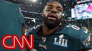 Super Bowl champ: Trump sexist, offended minority groups