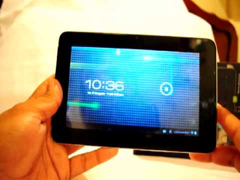 Review &Unboxing Tablet ATVIO Nuevo Modelo