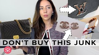 DON'T BUY THESE LUXURY ITEMS, THEY BREAK!!