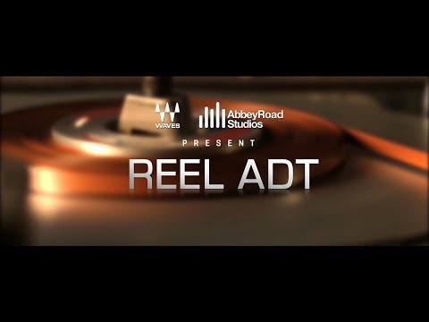Double Tracking with Waves / Abbey Road Reel ADT Plugin