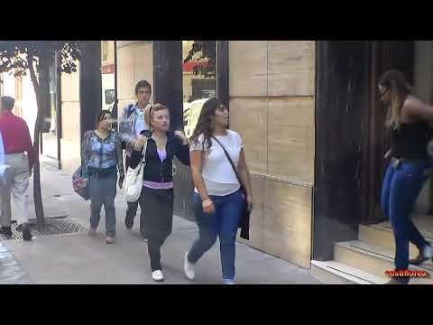 Chile - Santiago - City tour part 1 - South America, part 73 - Travel video - HD