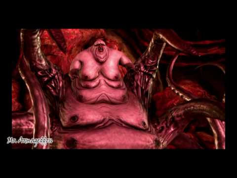 Dragon Age Origins - Video Cutscene 17 - The BroodMother
