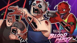 SAY HELLO TO MY LIL FRIEND! | Ben and Ed: Blood Party (w/ H2O Delirious and Ohmwrecker)
