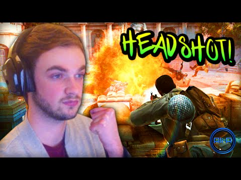 """SLO-MO HEADSHOT!"" – World War 2 Mission! w/ Ali-A"