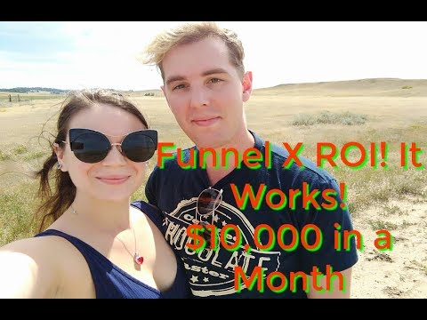 Funnel X ROI - $10,000+/Month Possibilities! Make Money Online Fast 2018
