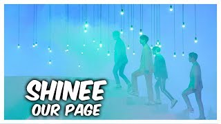 SHINee our page | WHITE WINGS K-POP