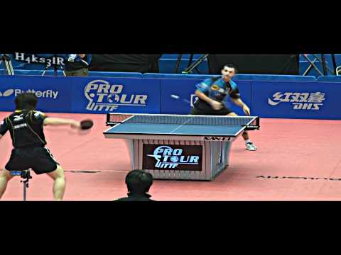Best of Table Tennis [2].