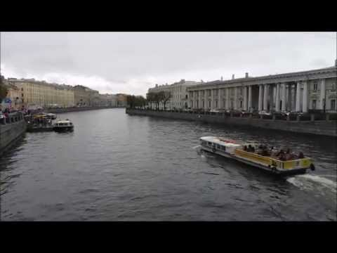 3. Tales from St Petersburg, Russia | My Life In Stripes