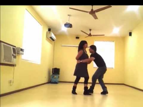 Bollywood Jay Seans Hindi version of Ride It - Salsa Choreo...