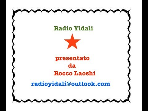 Simone Legno a Radio Yidali da Shanghai (made with Spreaker)
