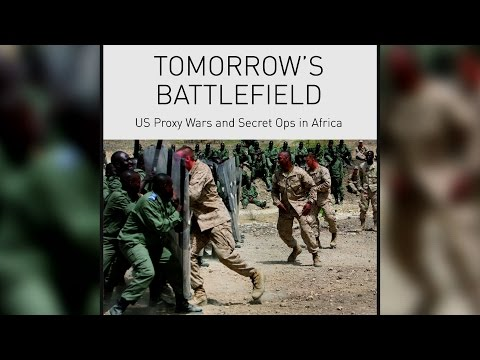 """""""Tomorrow's Battlefield"""": As U.S. Special Ops Enter Syria, Growing Presence in Africa Goes Unnoticed"""
