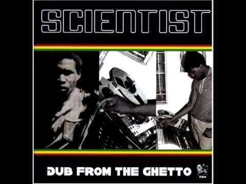 Scientist - Dub From The Guetto - Album