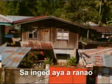 Inged A Ranao By Ajabah w/ Lyrics discription Maranao song