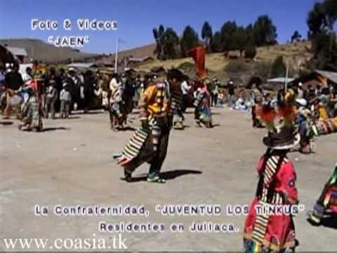 TINKUS Santa Rosa 2008 Coasia Vilquechico Huancane Juliaca Puno Peru