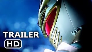 POWER RANGERS: SHATTERED GRID Offficial Trailer (2018) Sci-Fi, Action Movie HD