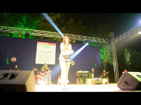 Mauli Dave - Garba 2 - Baroda 18th oct 2012