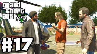 Grand Theft Auto 5 - Gameplay Walkthrough Part 17 - Three's Company (GTA 5, Xbox 360, PS3)
