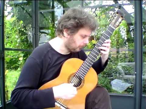 Francisco Tarrega - Prelude 26 In A